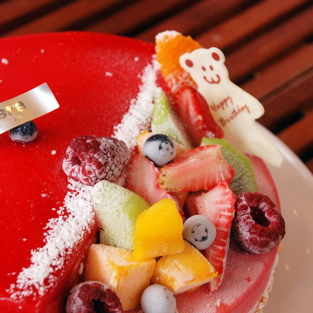 水果香草冰淇淋塔(热门产品)-欧贝拉西点专门店